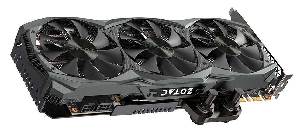 Zotac GeForce GTX 980 Ti ArcticStorm 6GB (ZT-90502-10P)