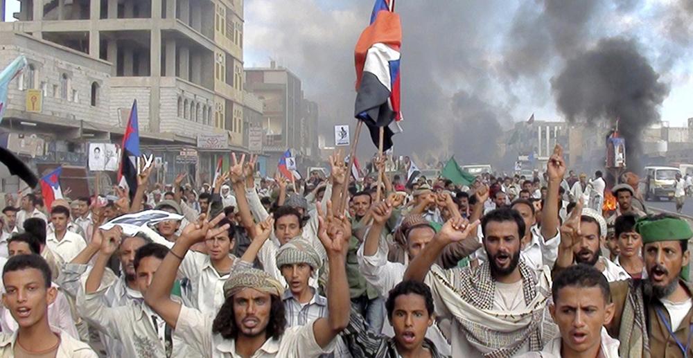 #arabspring (©Reuters)