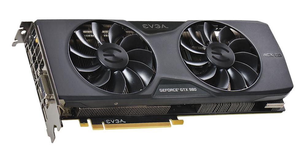 eVGA GeForce GTX 980 SC ACX 2.0 4GB (04G-P4-2983-KR)