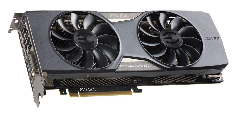 eVGA GeForce GTX 980 Ti SC ACX 2.0+ 6GB (06G-P4-4995-KR)