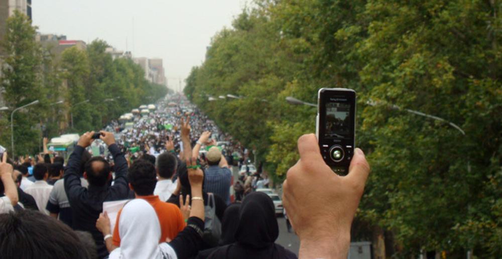 #iranelection (©Reuters)