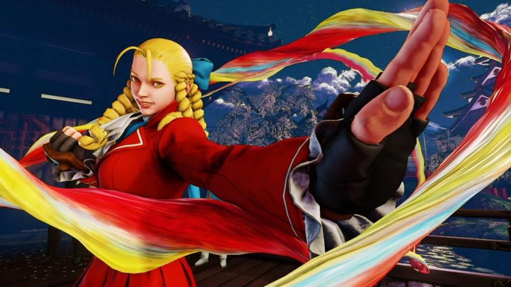 Street Fighter 5 - Karin