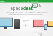 Вспомогательный экран: С помощью Spacedesk изображение на второй монитор передается по домашней сети