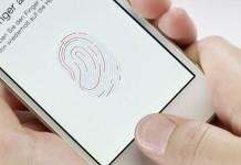 Смартфоны со сканером отпечатков пальца