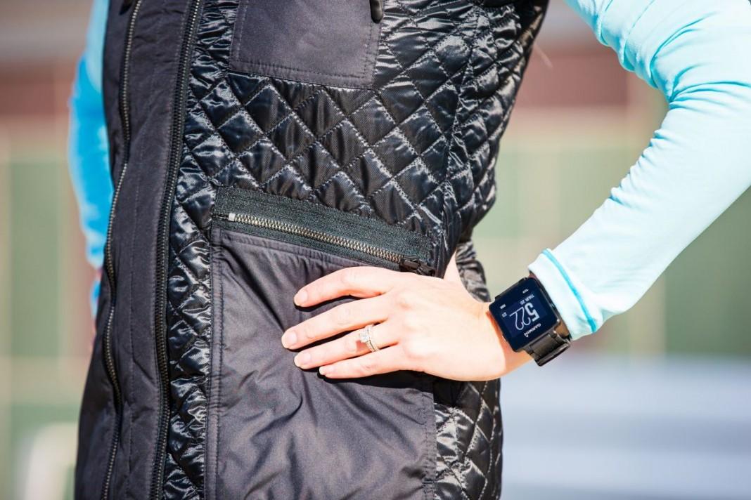 Garmin Vivoactive: умные часы для любителей фитнеса