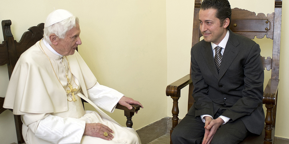 Папа Римский Бенедикт XVI