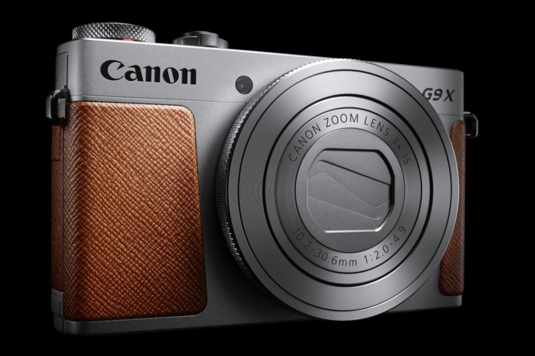 Первый взгляд на фотокамеры Canon PowerShot G5 X и G9 Х