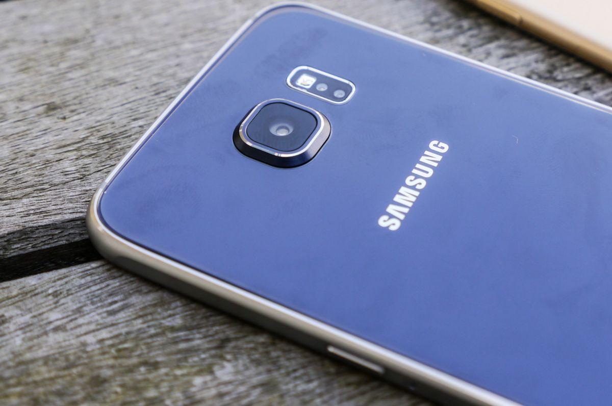 Galaxy S6: задняя панель из стекла Gorilla Glass 4