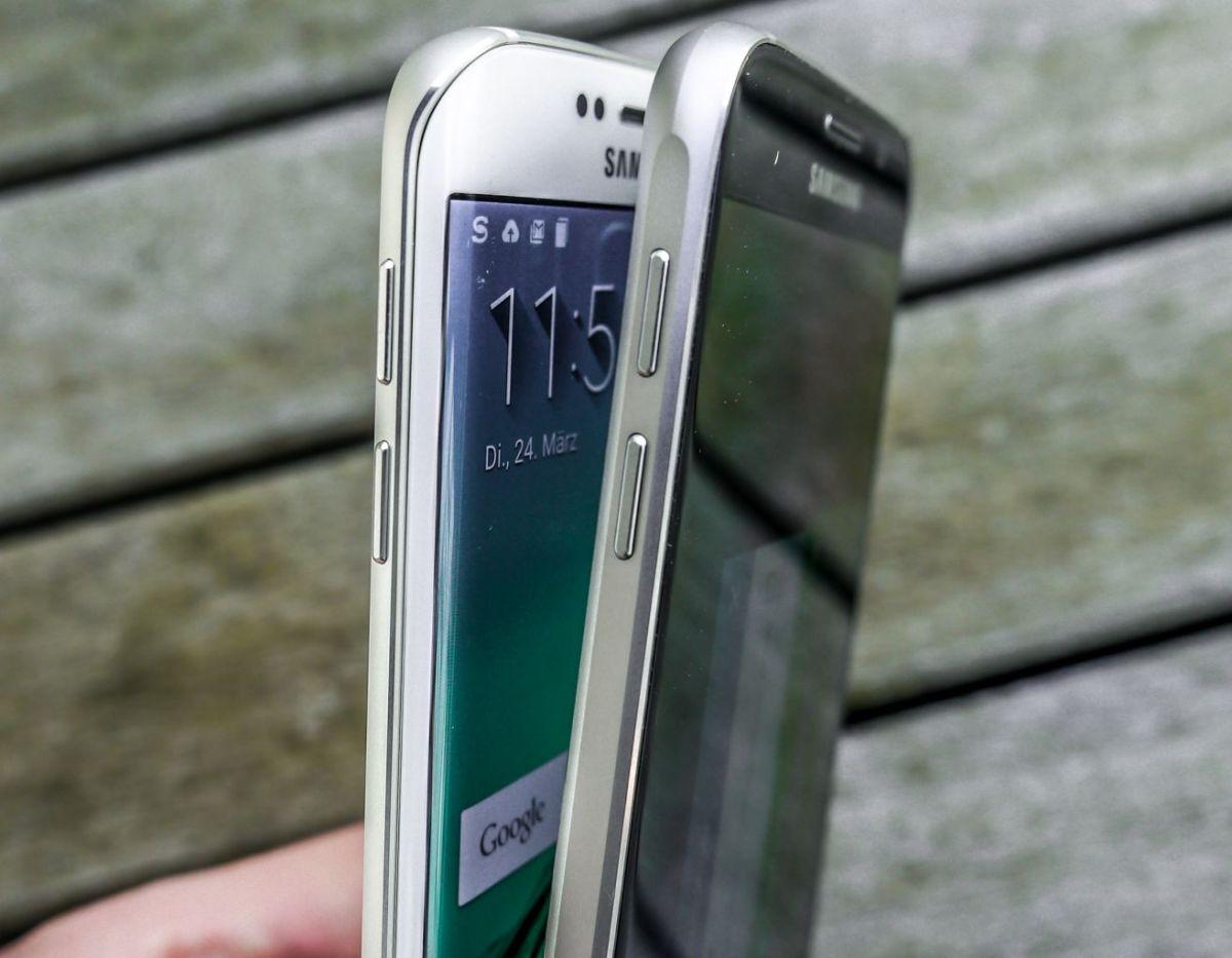 S6 и S6 Edge: оба смартфона в сравнительном тесте