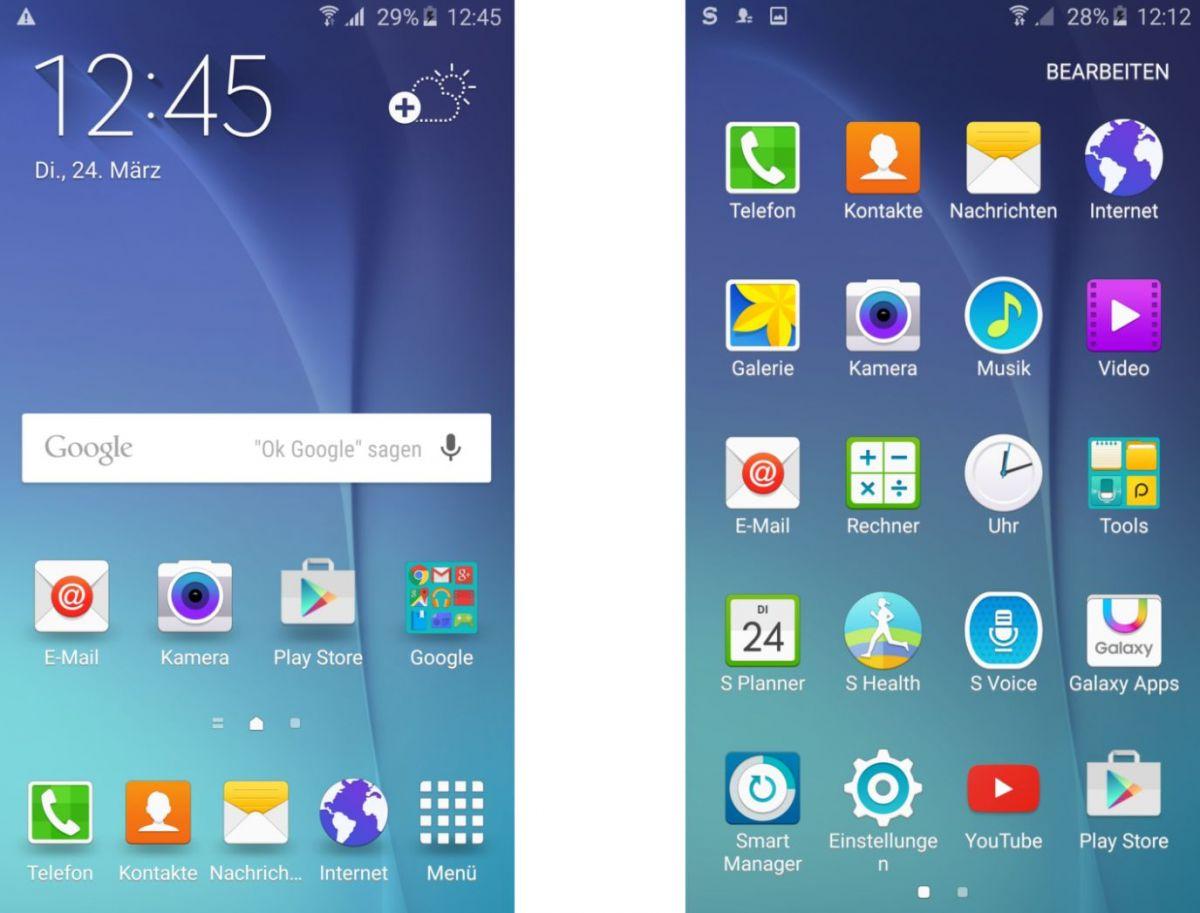 TouchWiz: Samsung отказывается от бесполезных программ