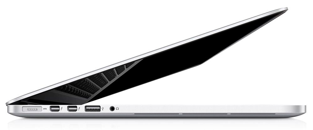 Thunderbolt: Новейший интерфейс для подключения периферийных устройств - преимущество MacBook