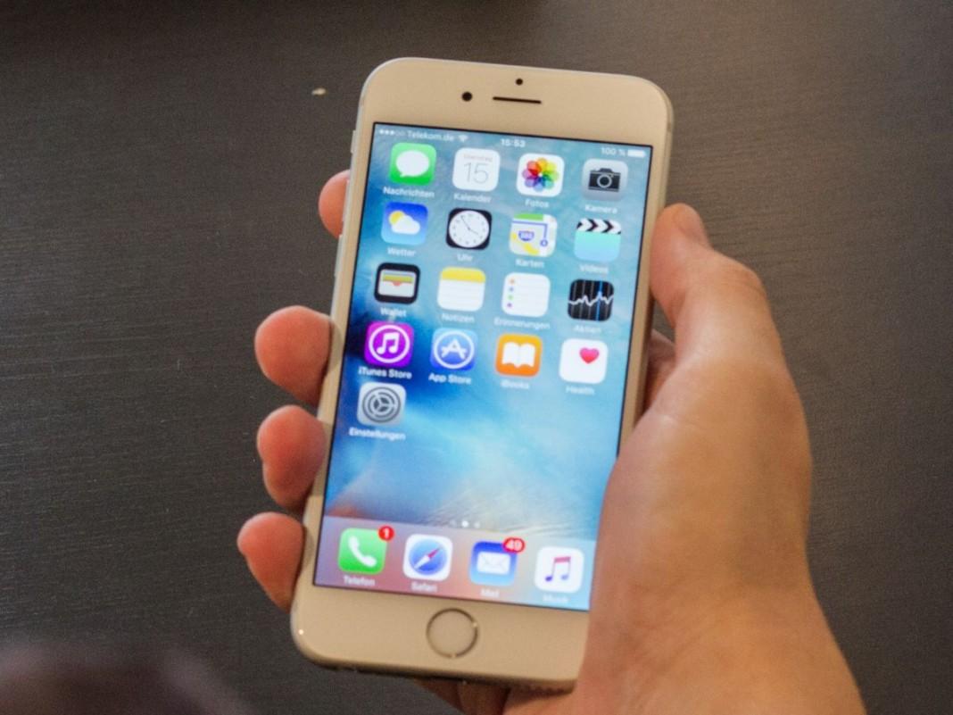 Тест iPhone 6s: хороший телефон с большой проблемой