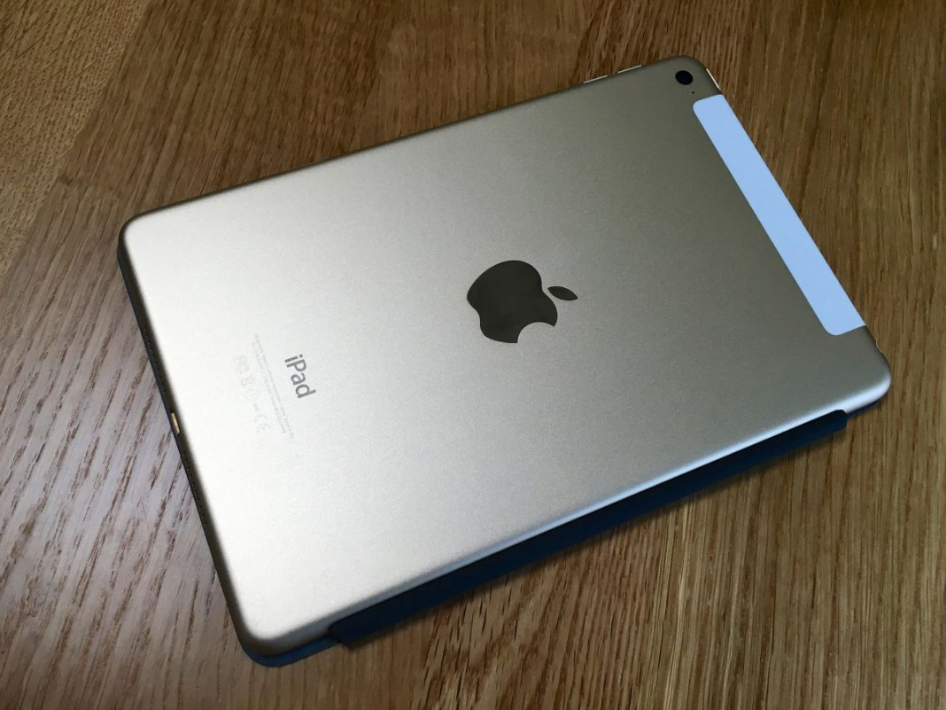 Тест Apple iPad Mini 4: один из лучших планшетов последнего времени