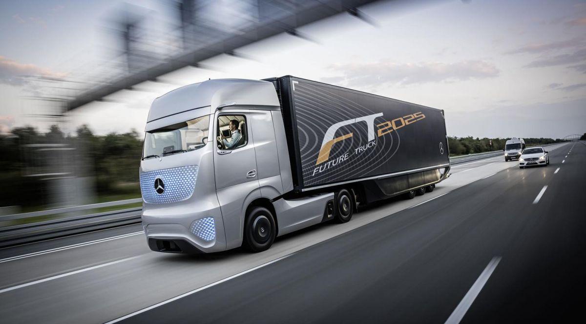 Картинки по запросу автономные грузовики