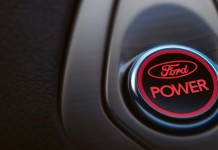 Кнопка стартера Ford Power позволяет запустить двигатель без использования ключа зажигания.