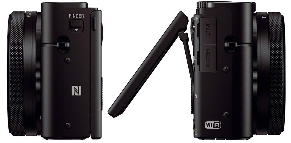 Sony Cyber-shot DSC-RX100 IV: вес первоклассного магниевого корпуса составляет менее 300 грамм.