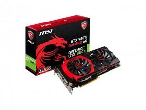 MSI GeForce GTX 980 Ti Gaming 6G 6GB GDDR5
