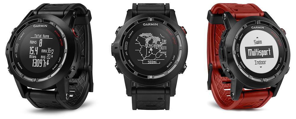 Garmin Fenix 2: фитнес-часы с большим количеством профессиональных функций.