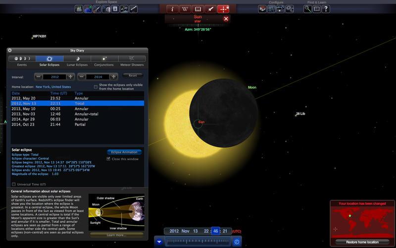 Redshift-Astronomy