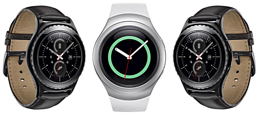 Samsung Gear S2: легкие в обращении умные часы с первоклассными фитнес-функциями.