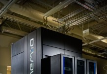 Квантовый компьютер D-Wave
