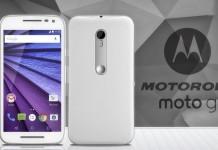 Motorola Moto G gen 3