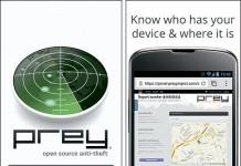 Приложение Prey Anti Theft может сфотографировать предполагае- мого похитителя гаджета и переслать вам его снимок по Сети