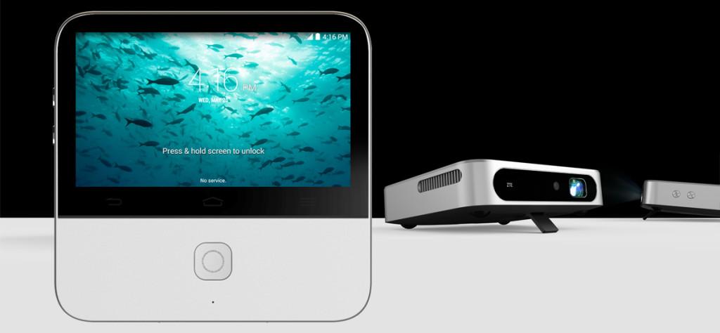Обзор мобильного светодиодного проектора ZTE Spro 2 на базе Android