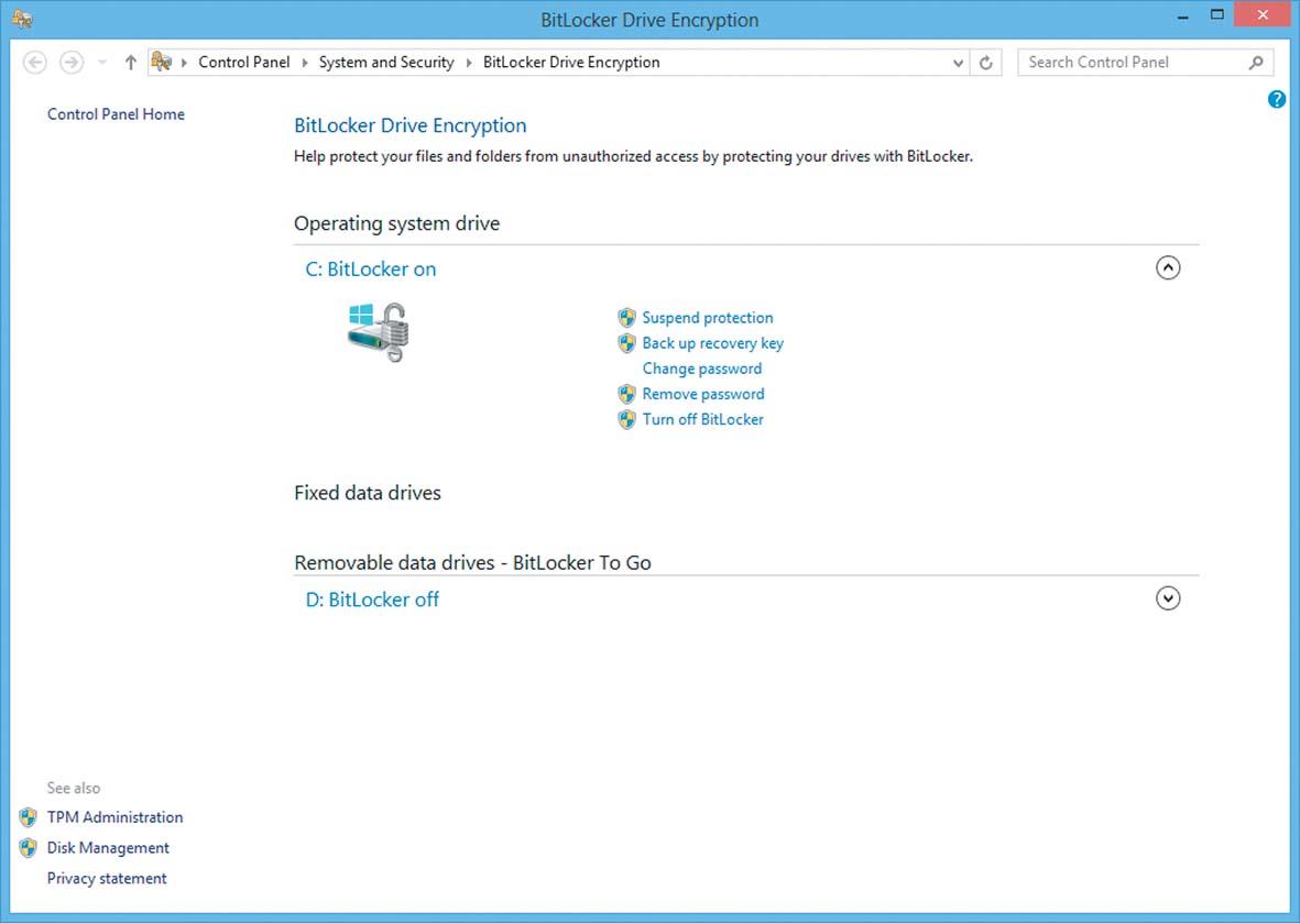 TPM 2.0 — крипточип для Windows