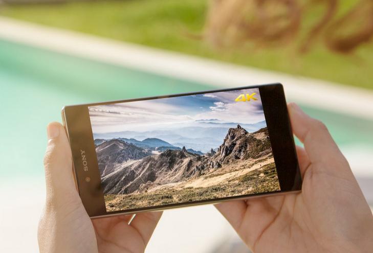 Тест смартфона Sony Xperia Z5 Premium