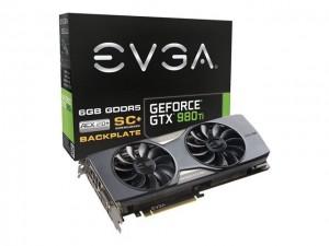 Evga GeForce GTX 980 Ti Superclocked+ ACX 2.0+ 6GB GDDR5