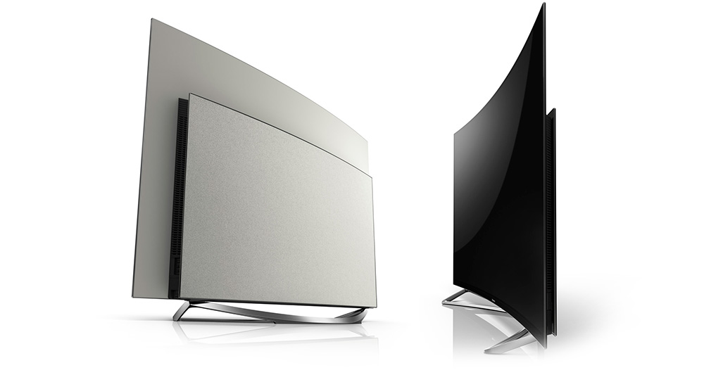 Panasonic TX-65CZW954: шесть динамиков и виртуальный режим «Surround» обеспечивают отличный звук.