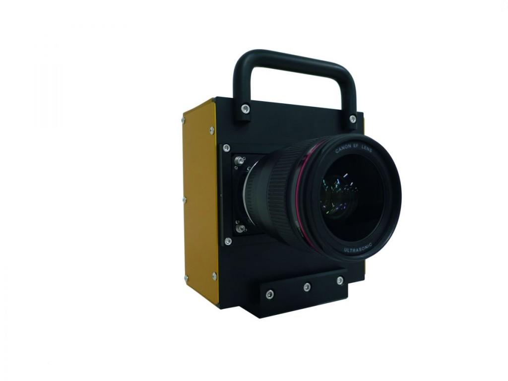 Canon prototype with CMOS Sensor