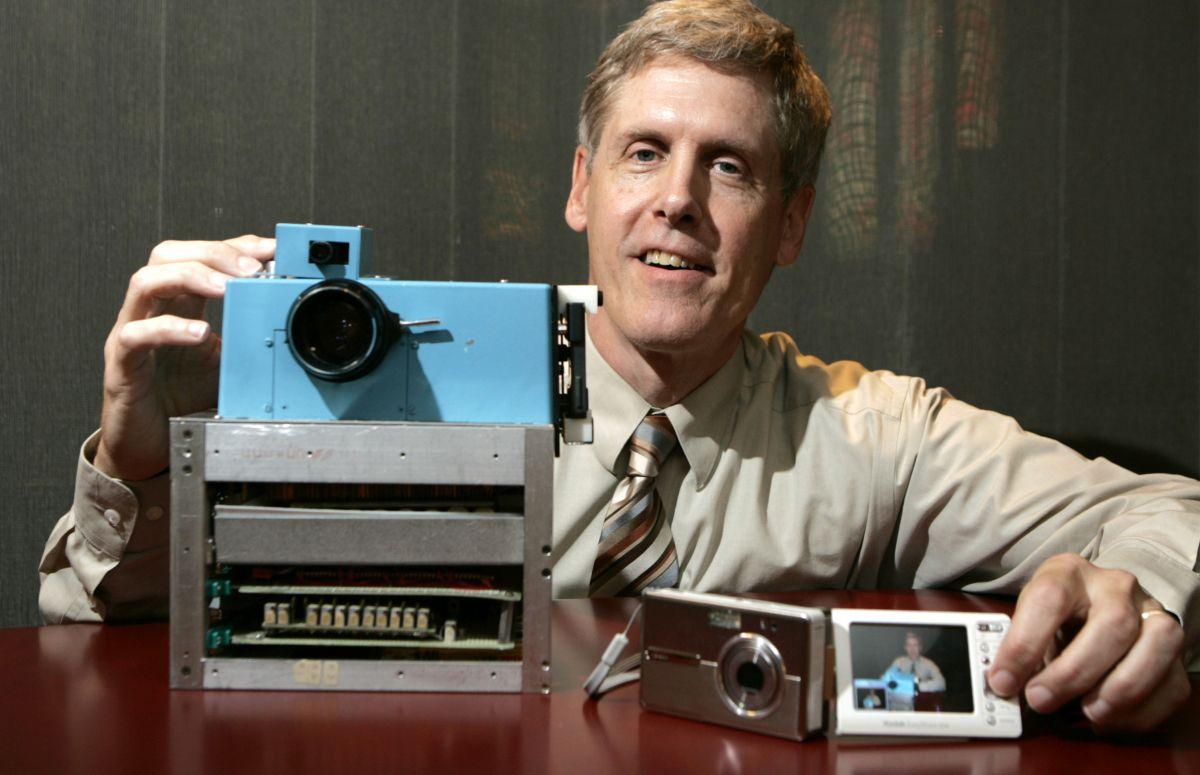 самая первая цифровая фотография нарекли