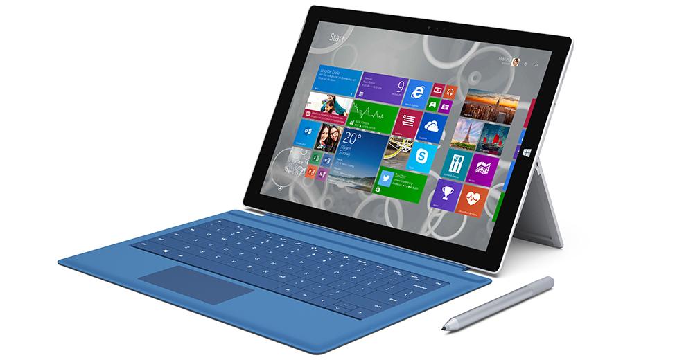 Surface Pro 3: поклонники продукции Microsoft непременно обратятся к Surface.