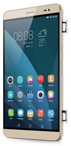 Huawei MediaPad X2 оснащен двумя слотами для SIM-карт, один из которых можно использовать под дополнительную SD-карту
