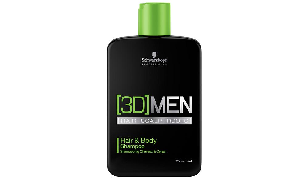 Schwarzkopf [3D]MEN Hair&Body