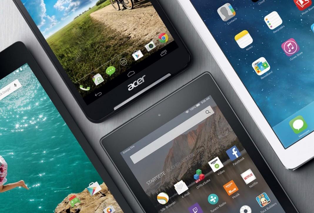 Сводный тест 12 моделей выгодных планшетов премиум-класса