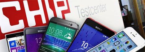 Как тестирует CHIP: смартфоны