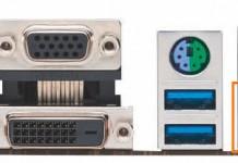 Разъемы USB 3.1 и Type-C