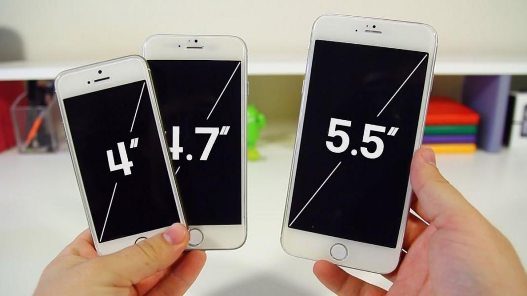 10 лучших смартфонов с большими экранами 2015 года