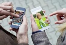 Прямая передача данных между смартфонами