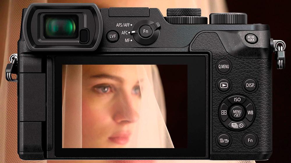 Камеры Panasonic научились снимать в режиме пост-фокусировки