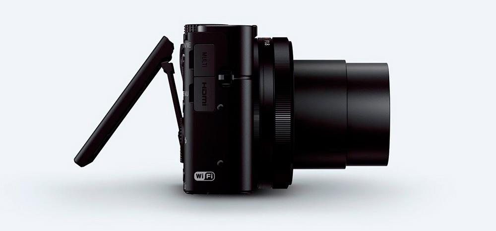 Sony Cyber-shot DSC-RX100 III: Благодаря поддержке формата RAW, вы сможете после съемки профессионально обработать фотографии.