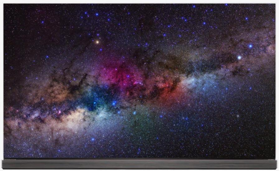 LG OLED77G6P: тончайший OLED-телевизор