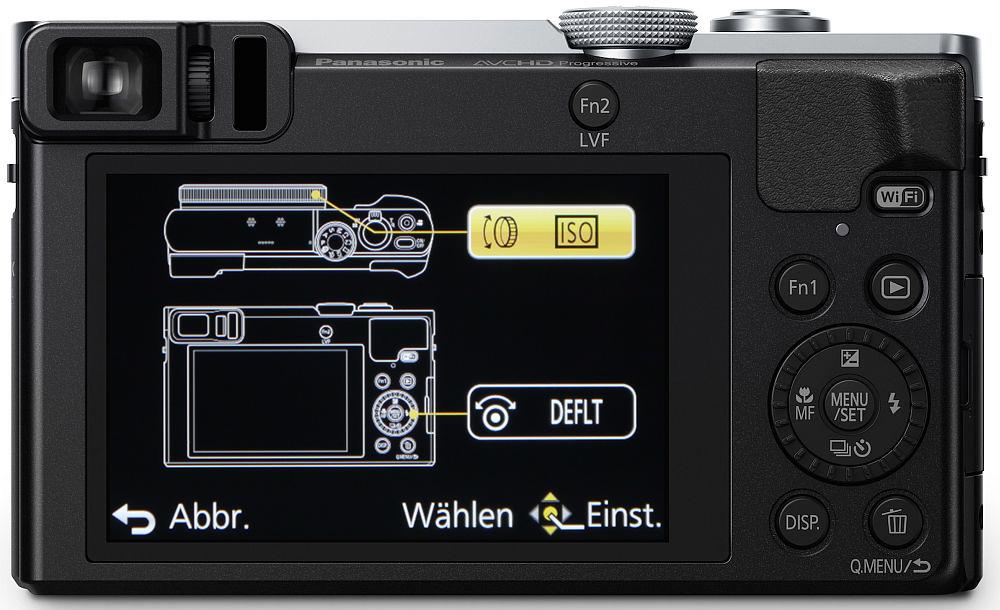 Тест фотокамеры Panasonic Lumix DMC-TZ71