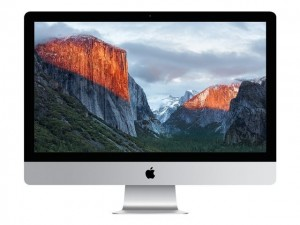 "Apple  iMac Retina 5K 27"" (MK472D/A) Late 2015"