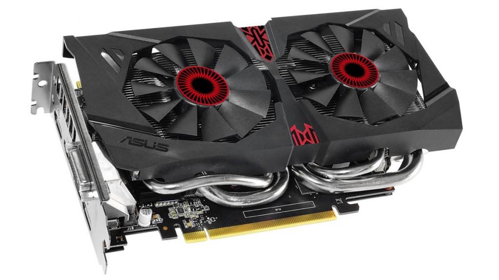 Asus GeForce GTX 960 STRIX: тихая и быстрая.