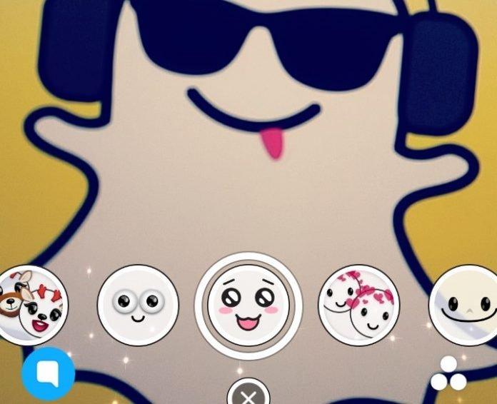 Как активировать и использовать спецэффекты в Snapchat