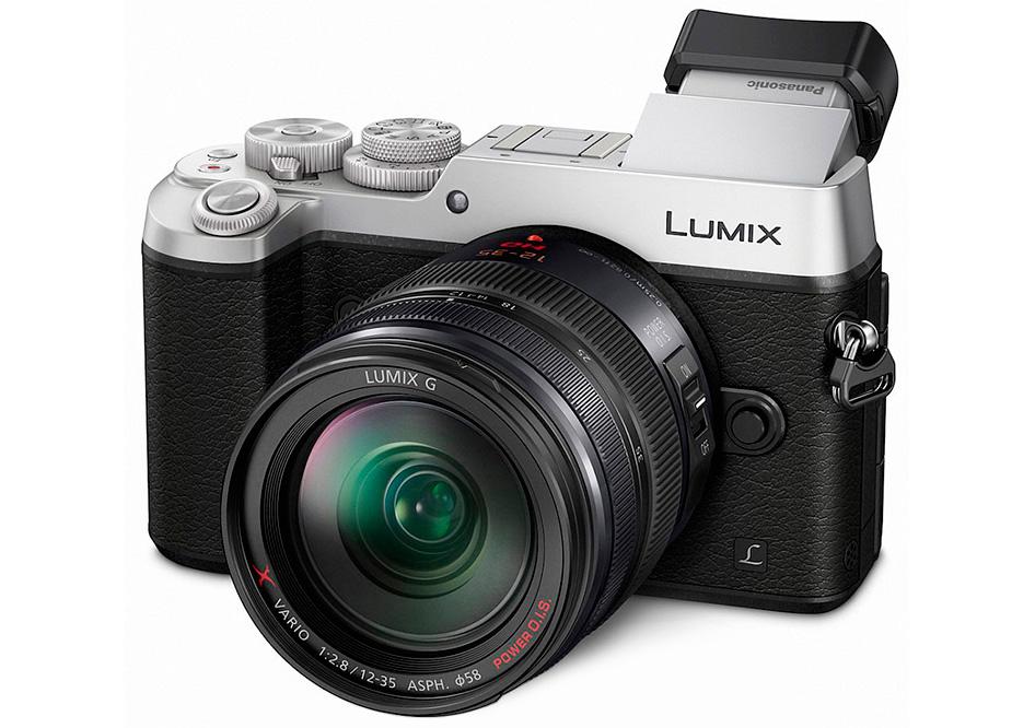 Лучшая камера 2015: Panasonic Lumix GX8 может конкурировать и с зеркальными, и с беззеркальными камерами.